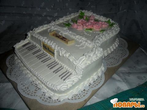 Как сделать торт для фотосессии