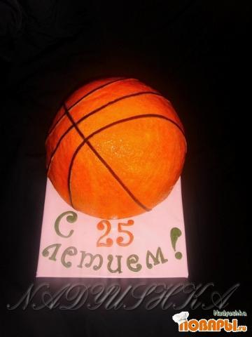 """Katrin · """"Баскетбольный мяч """"."""