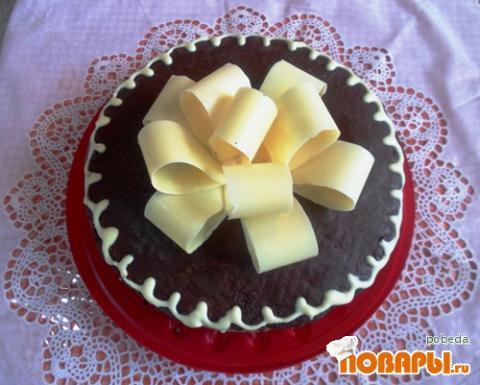Как сделать бантик из крема на торт