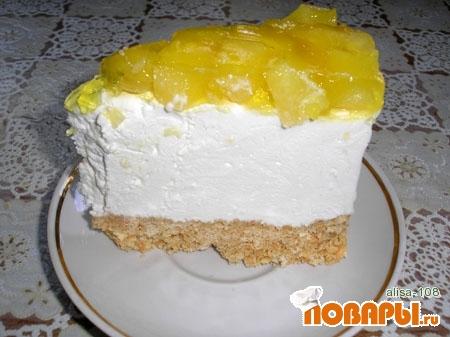 Торт не требующий выпечки фото рецепт