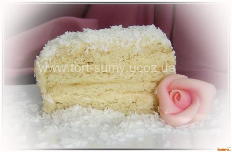 Торт рафаэлло миндальный рецепт с фото