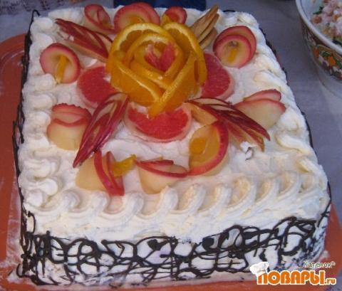 Торт для людей с диабетом