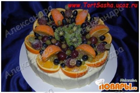 рецепт торта анечка с фото