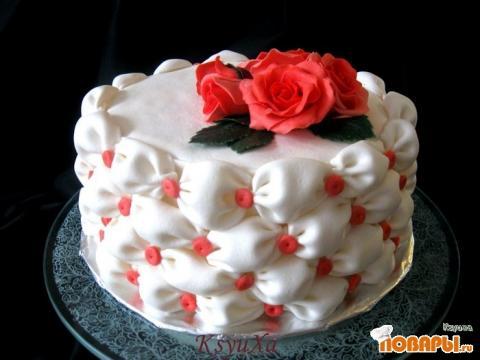 Какой торт вкуснее мастика или крем