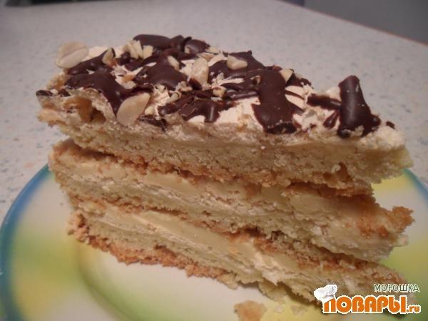 Рецепт торт сникерс торты и