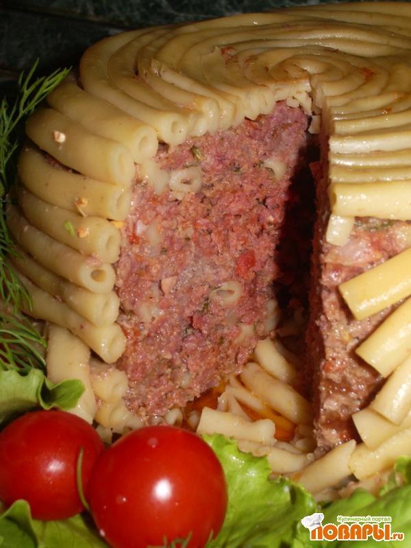 Блюда из фарша, На праздничный стол, рецепты с фото на