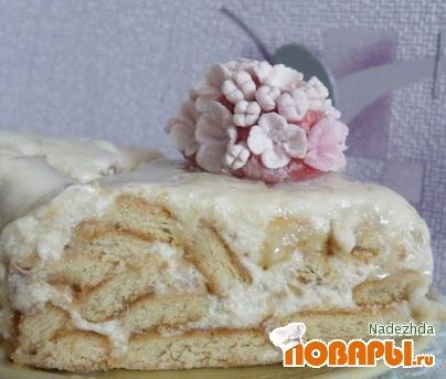 Рецепт Ленивый тортик