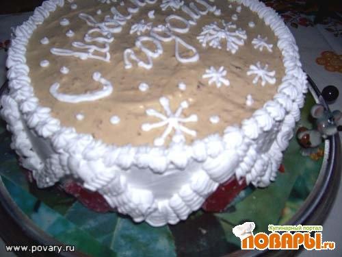 Рецепт торт Мокко
