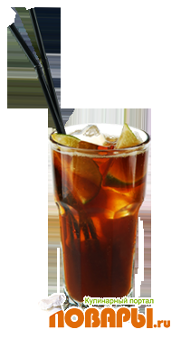 Рецепт Виски Кола