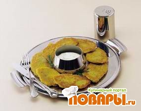 Рецепт БЛИНЫ КАРТОФЕЛЬНЫЕ