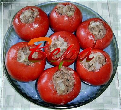 Рецепт Фаршированные помидорки.