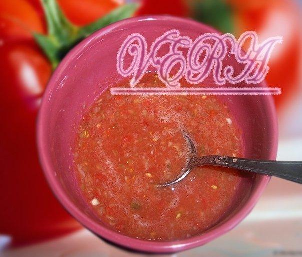 Рецепт Аджика домашняя.