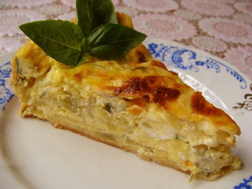 Рецепт Запеканка из кабачков и плавленых сырков