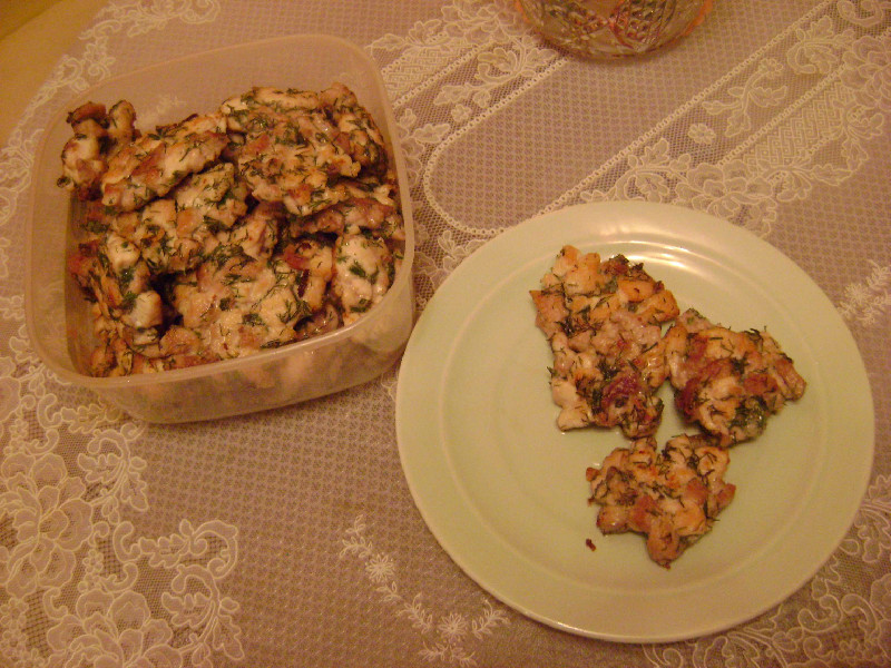 Рецепт Мясные оладушки