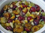 Варенье фруктовое