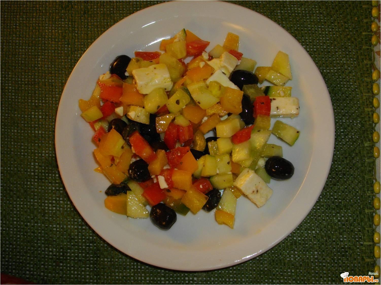 Греческая кухня фото рецепт пошаговый