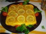 Пармиджана ди аличи. (Итальянский пирог с рыбой и пармезаном).
