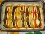 Итальянский пирог с артишоками.