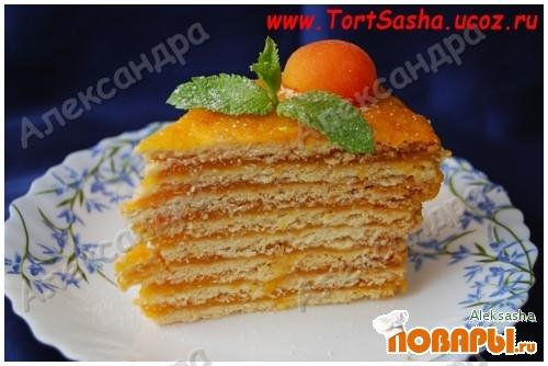 Торт лимонник с фото