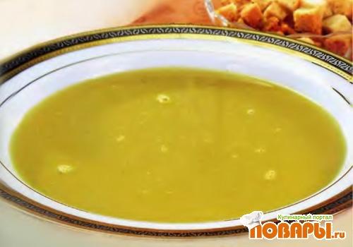 Рецепт Суп-пюре из печени