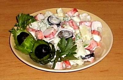 Рецепт Салат агат
