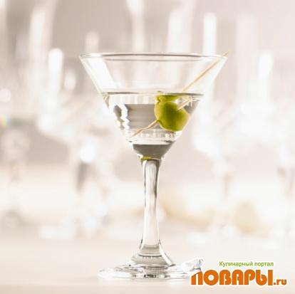Рецепт Сухой мартини