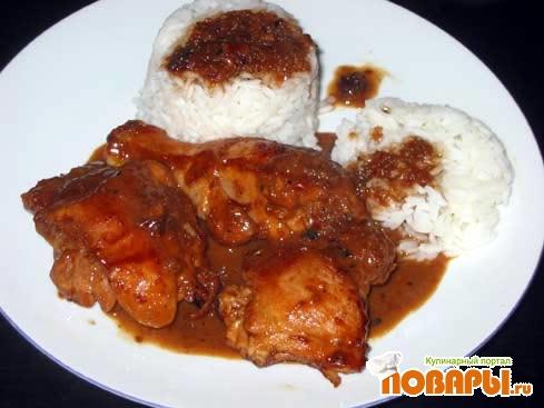Рецепт Балинезийский петух