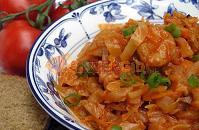 Рецепт Кари из капусты