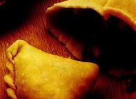 Рецепт Пирожки с овощами (Самоса)