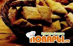 Рецепт Крекеры по-индийски (Маттхи)