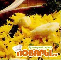 Лимонный рис (Нимбу чавал)