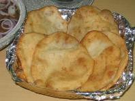 Рецепт Индийские лепешки с картофельной начинкой