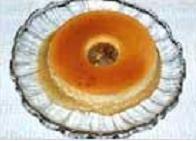 Рецепт Заварной крем, запеченный с карамельной глазурью