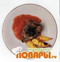 Рецепт Индейка с манго