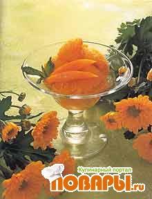 Рецепт Щербет из манго