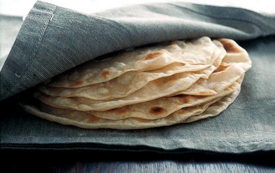 Рецепт Тортильи из пшеничной муки