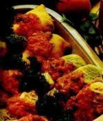 Голубцы с орехами и творогом (Бандгобхи кофта)