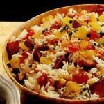 Разноцветный рис (Пушпанна)