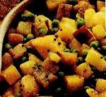 Тушеные овощи по-бенгальски (Бенгали таркари)