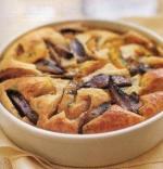 Торта Паулиста (пирог с грибами и тыквой)