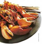 Гратин  из бретонского омара