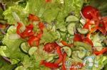 Греческий салат спамера