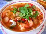 Тайский суп Том Ям Кунг