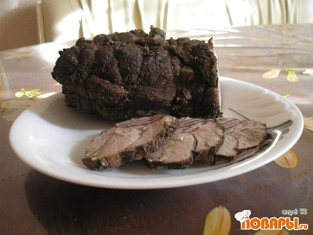 Рецепт Мясо в корице