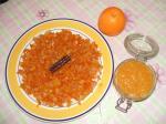 Апельсиновое повидло и цукаты.