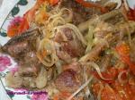 Буглама. Азербайджанская кухня
