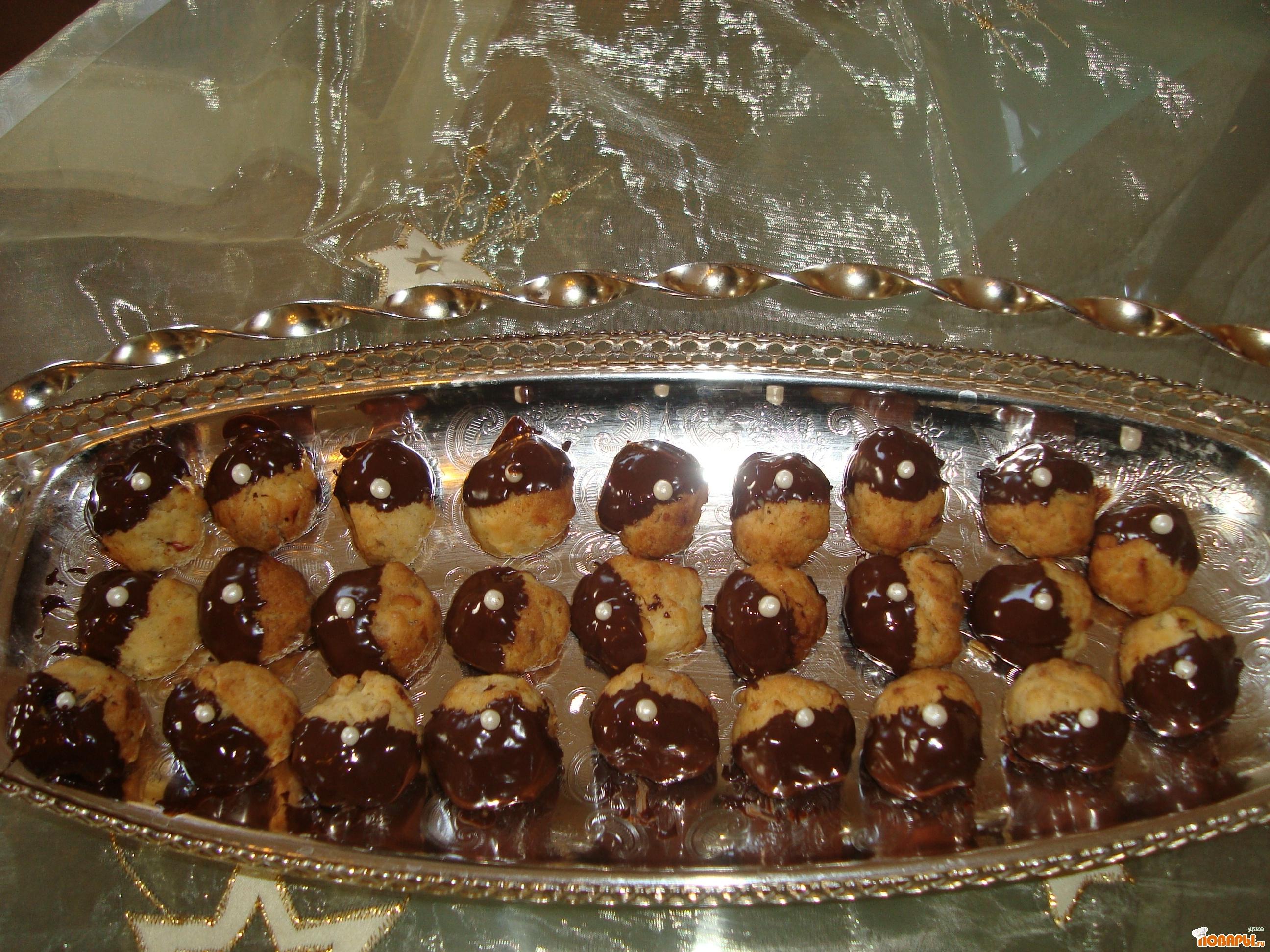 """Рецепт Печенье """"Запеченые яблочки"""""""