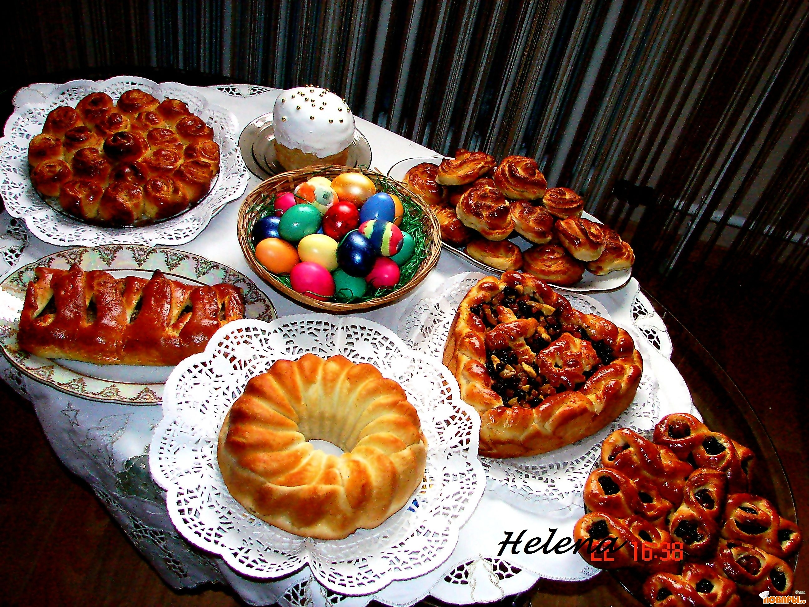 Італійська пасха рецепт с фото пошагово