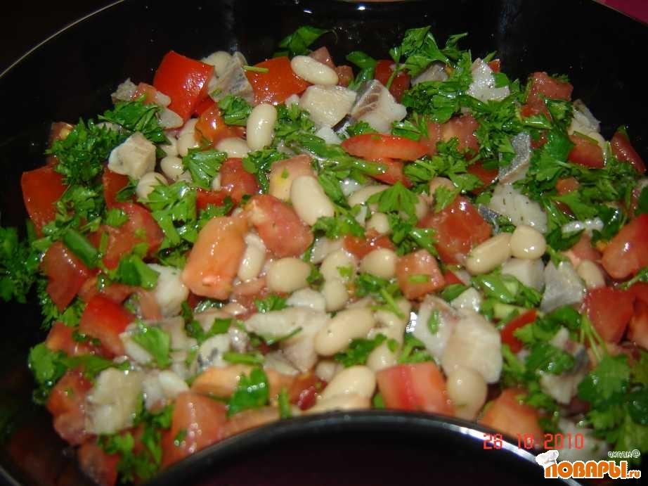 Рецепт салат без названия