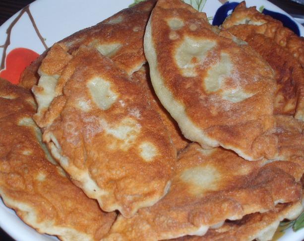 Рецепт Пирожки с фаршем, куркумой и имбрем.